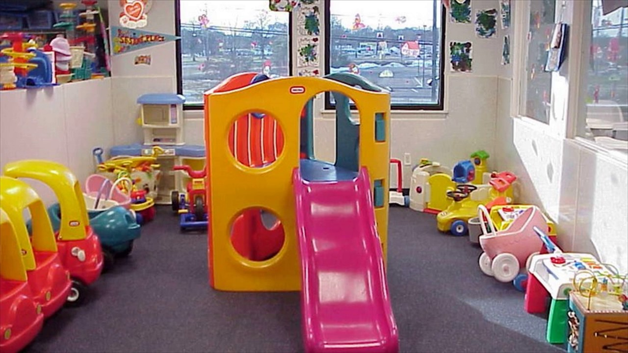 Cool Kids Toy Room Ideas