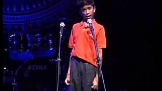 Hritik Roshan Koi mil gaya mimicry by Siddhant dubey