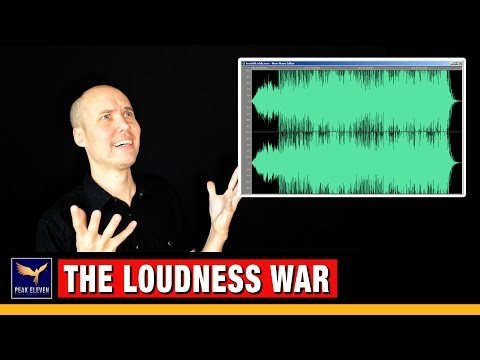 THE LOUDNESS WAR - Learn The Truth Behind It