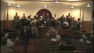 """Living in Canaan Now"" Mount Carmel Baptist Church Choir, Fort Payne Alabama"