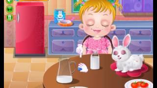 Малышка Hazel заботится о животных обозрение игры.. игры для детей.