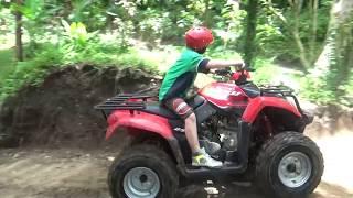 Off Road KYMCO ATV MXU 250