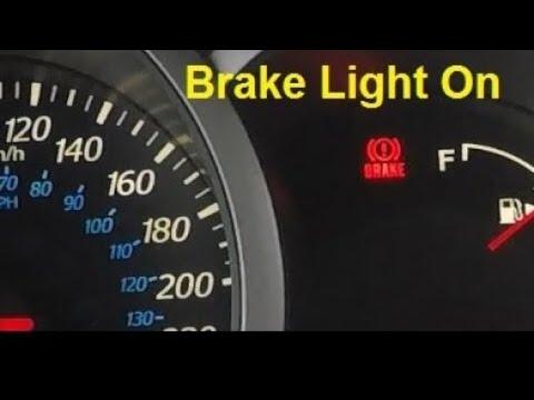 CAR BREAK FAIL LIGHT