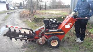 Ditch Witch 1030 for SALE Ciechanów