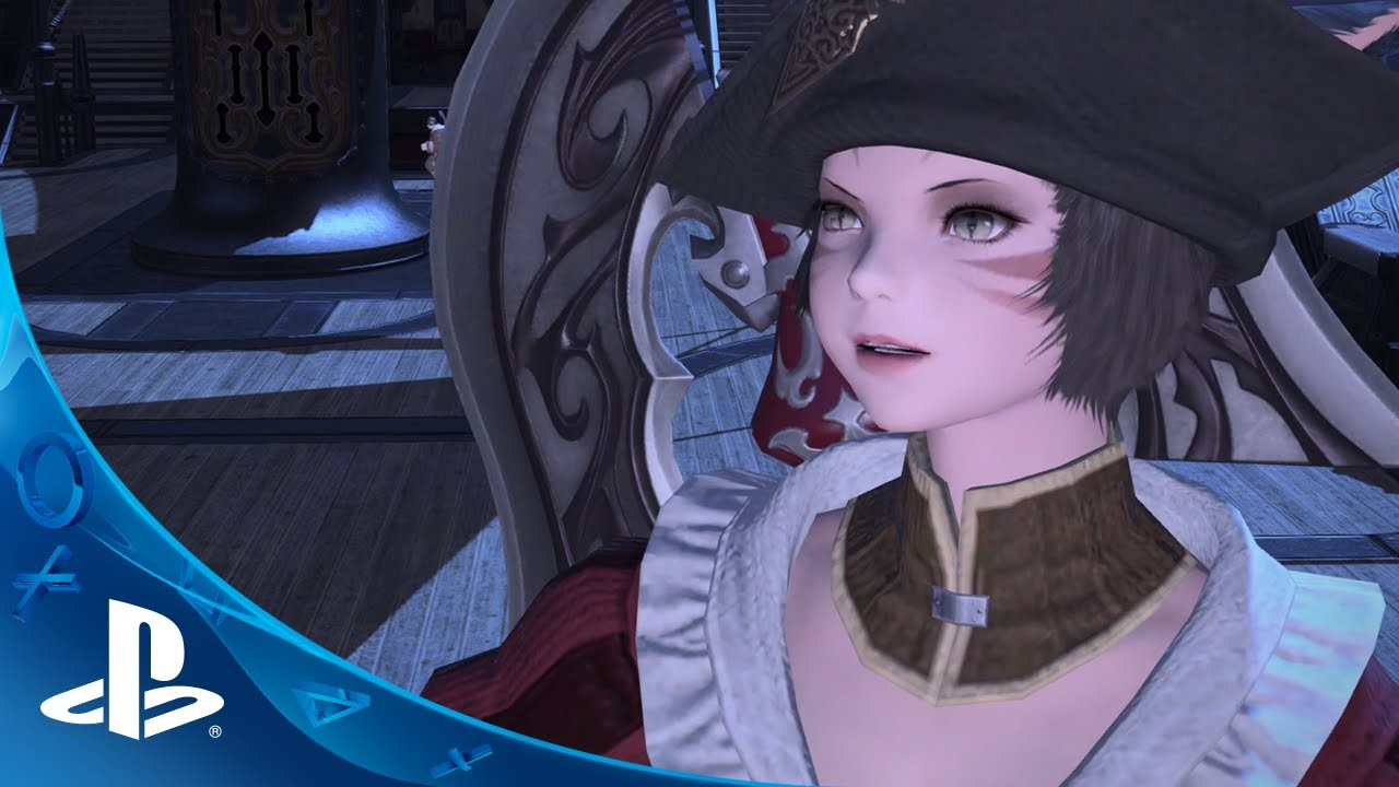 Final Fantasy XIV Out Today on PS4 – PlayStation Blog