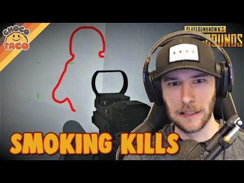 Impaled On His Own Smoke Ft. Halifax - ChocoTaco PUBG Gameplay