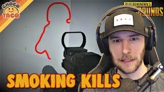 Impaled on His Own Smoke ft. Halifax - chocoTaco PUBG Gameplay
