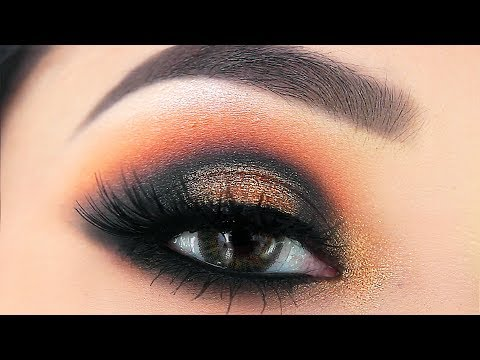 EASY FALL SMOKEY EYE Makeup Tutorial | Top Tips and Tricks for Blending like a PRO!