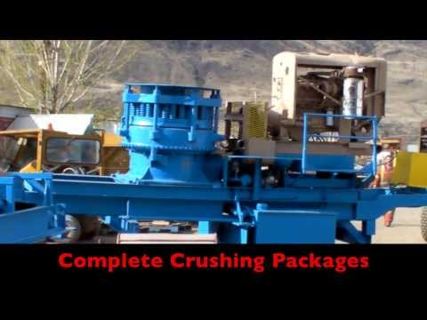 Gold Mining Equipment for Gold Recovery and Ore Processing