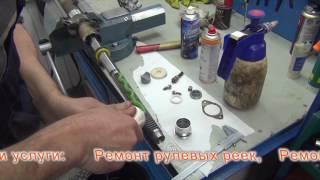 ремонт рулевой рейки на Nissan. ремонт рулевой рейки на Nissan в СПб.(, 2016-06-27T20:41:56.000Z)