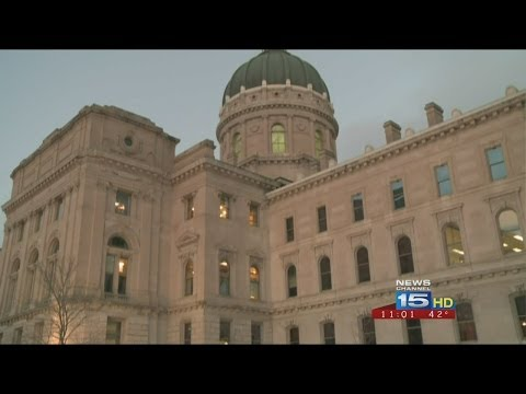 Indiana General Assembly ends 2014 session