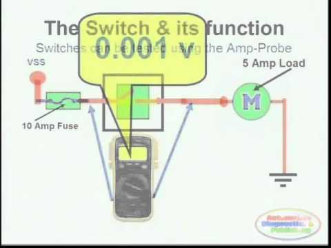 12 volt relay wiring diagram pressure switch for air compressor switches relays and diagrams 1 youtube