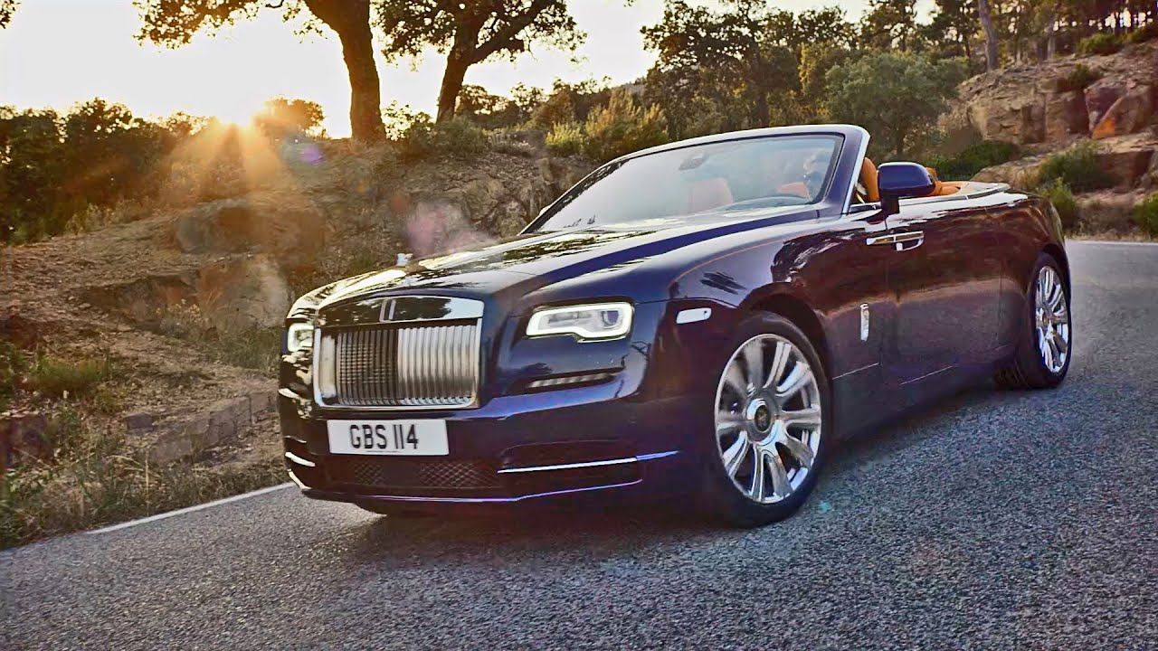 All-New 2016 Rolls-Royce Dawn - Official Trailer - YouTube