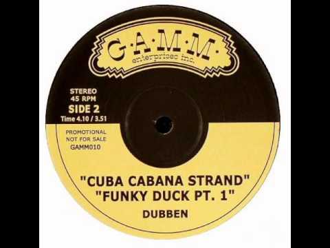 """Phat Kev - Cuba Cabana Strand """"Take Me Back to Piauí"""" (dubben mix)"""