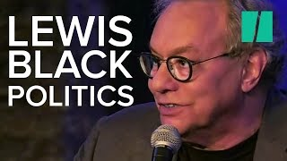 Comedian Lewis Black Rips On Trump