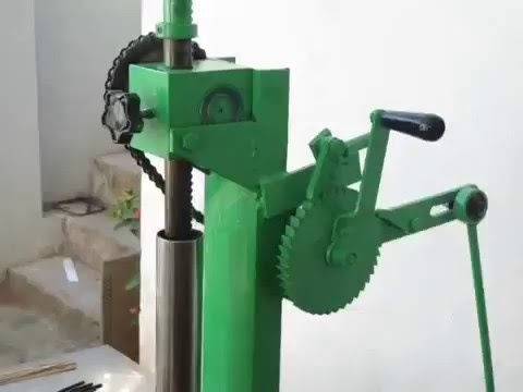 Agarbathi Making Machine