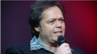 Long Haired Lover From Liverpool Jimmy Osmond in Reading 2013