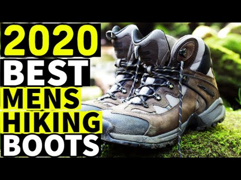 BEST HIKING BOOTS FOR MEN 2020 Top 10