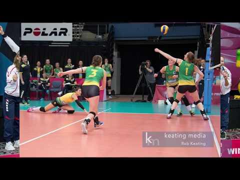 FIVB Volleyball Australia  v Hungary - Women's World Grand Prix Group 3 Final
