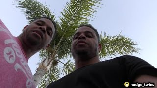 Eating Del Taco | Some POV Action | Horrible Flights @hodgetwins