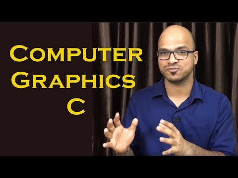 Computer Graphics in C (Spiral using Arc Function) part 1