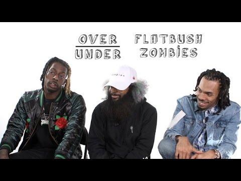 The Flatbush Zombies Rate OJ Simpson, Matt...