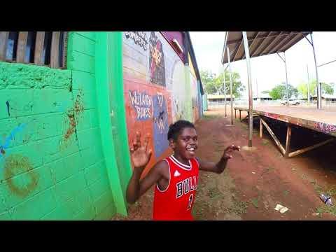 'Living it Laj' Skills Video!!! Remote Aboriginal Community. Lajamanu, NT, Australia