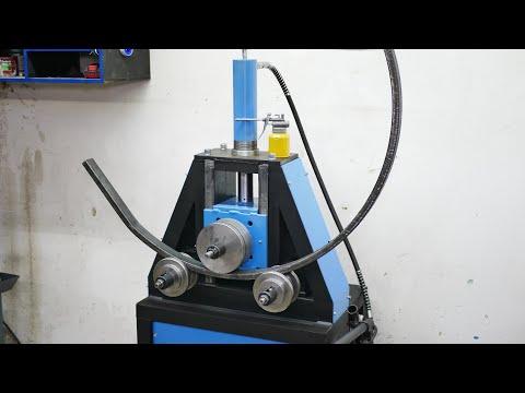 Making electric Roller Bender Part 2/3