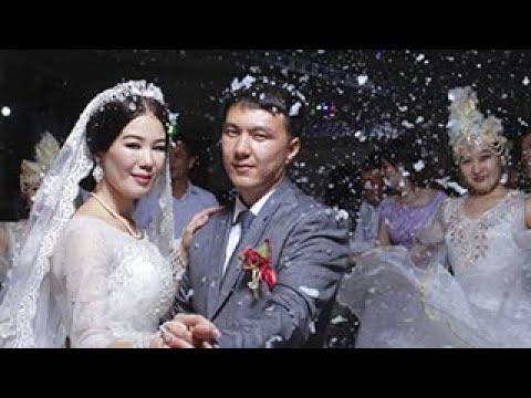 Asqar \u0026 Aytgul Wedding Day