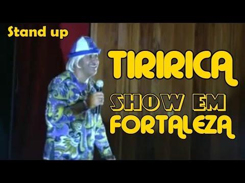 Tiririca: Show de Piadas em Fortaleza Stand up Completo