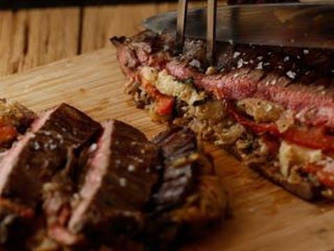 Guy Fieris Zing Zang Flank Steak
