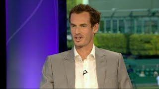 Andy Murray on LOVE ISLAND & the Royal Box Wimbledon 2018