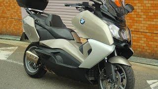 * BMW C650GT ☆新古車クラスの極美☆/検付 動画 600じゃない