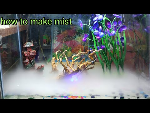 Beautiful Use Mist Maker For Home And Aquarium Fountain1