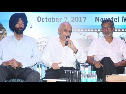 Global Film Tourism Conclave | Mukesh Bhatt, Boney Kapoor