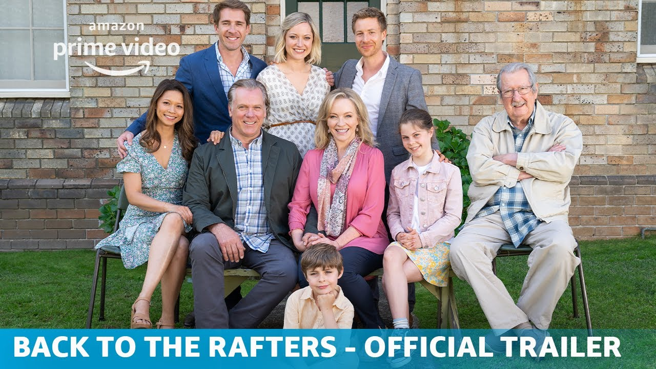 Download Back To The Rafters   Official Trailer   Amazon Original
