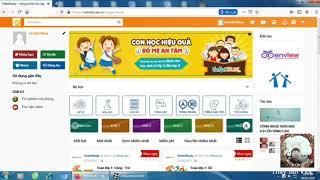Hướng dẫn Học sinh đăng ký học online trong thời gian nghỉ học do dịch cúm corona