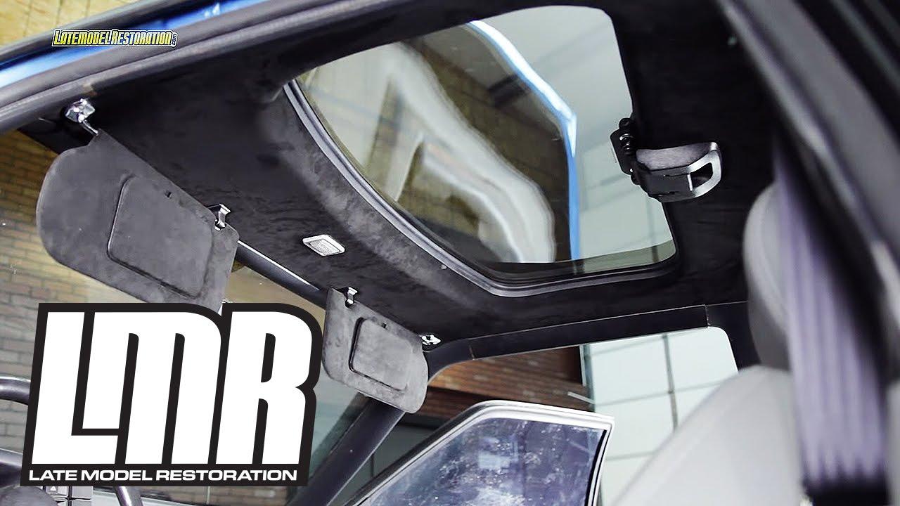 Fox Body Mustang Headliner Installation 1979 93 Youtube