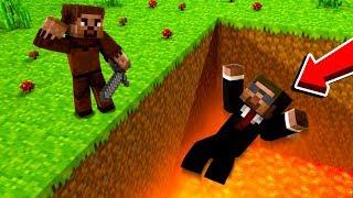 FAKİR KORUMALARI ÖLDÜRDÜ! 😱 - Minecraft