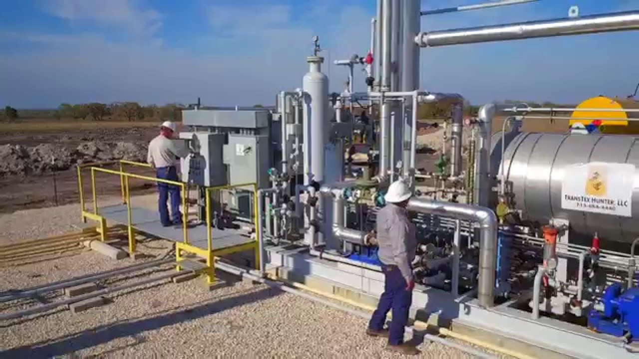 Natural Gas Treating Solutions & Gas Processing Services