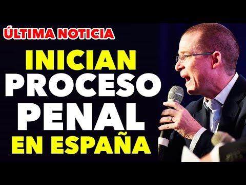 Anaya en GRAVES problemas, inician PROCESO PENAL en ESPAÑA por Lavado