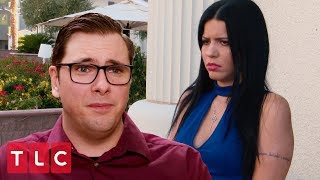 Colt Is Tired of Larissa's Attitude | 90 Day Fiancé