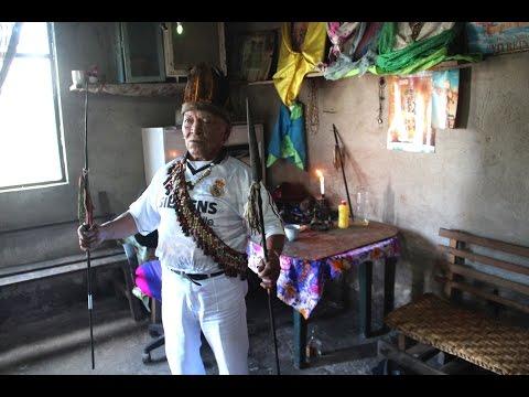 אקוודור - שמאן - Ecuador - shaman