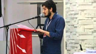 CHP Isparta İL Gençlik Kolları Başkanı Murat Mert KARAMAN