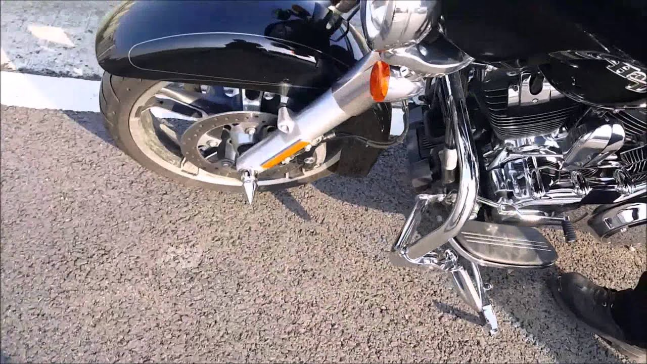 2015 Street Glide Special FLHXS Highway Peg Install