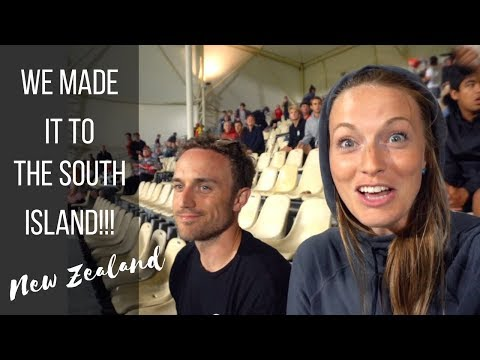 #5 NZ: Christchurch Surfing and Rugby!