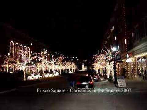 Carol of the Bells - Frisco Square 2007 - YouTube