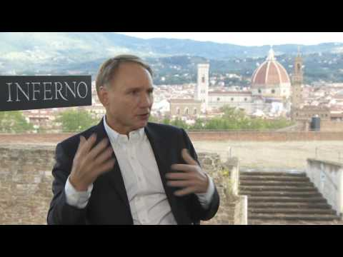 Inferno: Author Dan Brown Official Movie Interview
