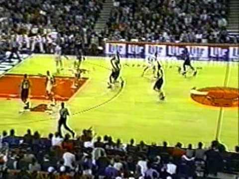 Vitaly Potapenko (8pts) vs. Bulls (1996)