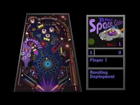 3D Pinball Space Cabet Sound Effects